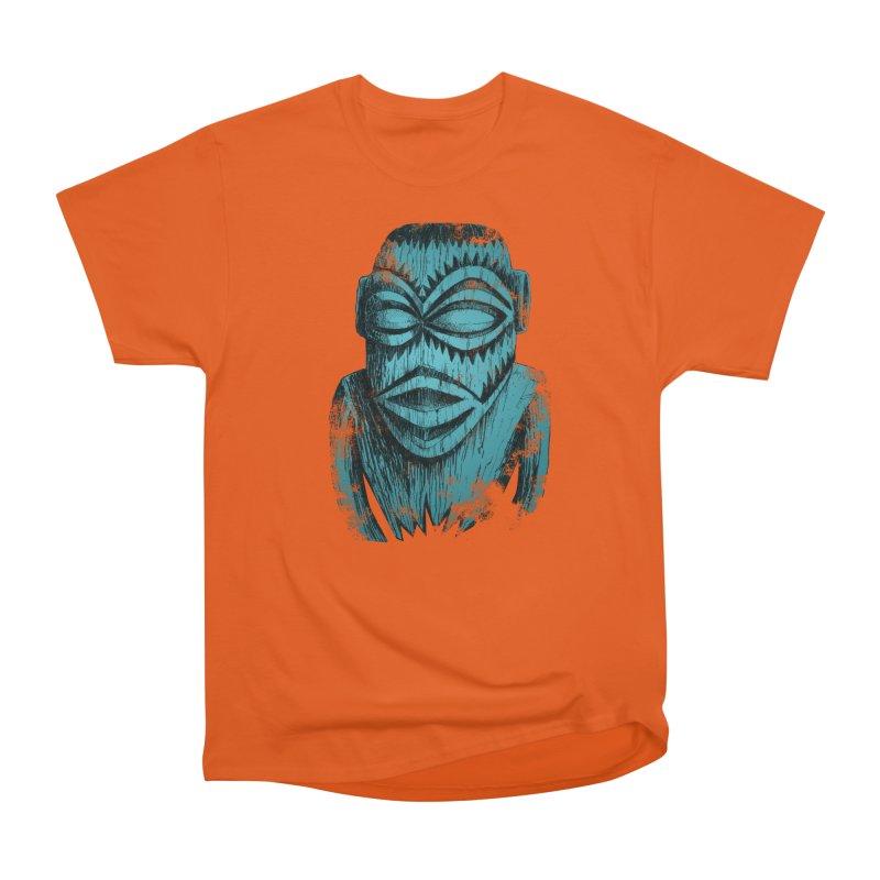 Tangaroa #3 Women's Heavyweight Unisex T-Shirt by Zerostreet's Artist Shop