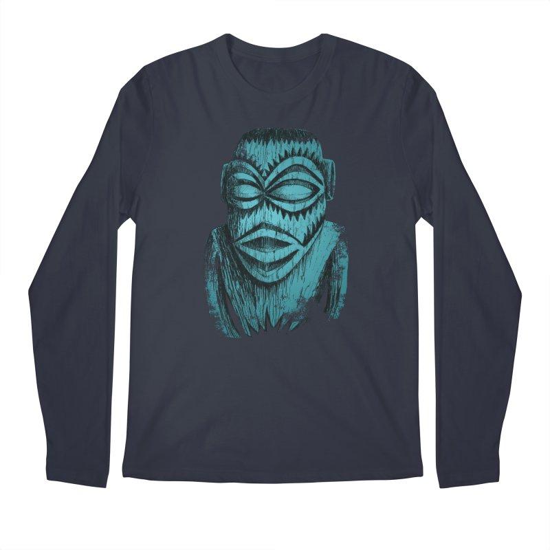 Tangaroa #3 Men's Regular Longsleeve T-Shirt by Zero Street's Artist Shop