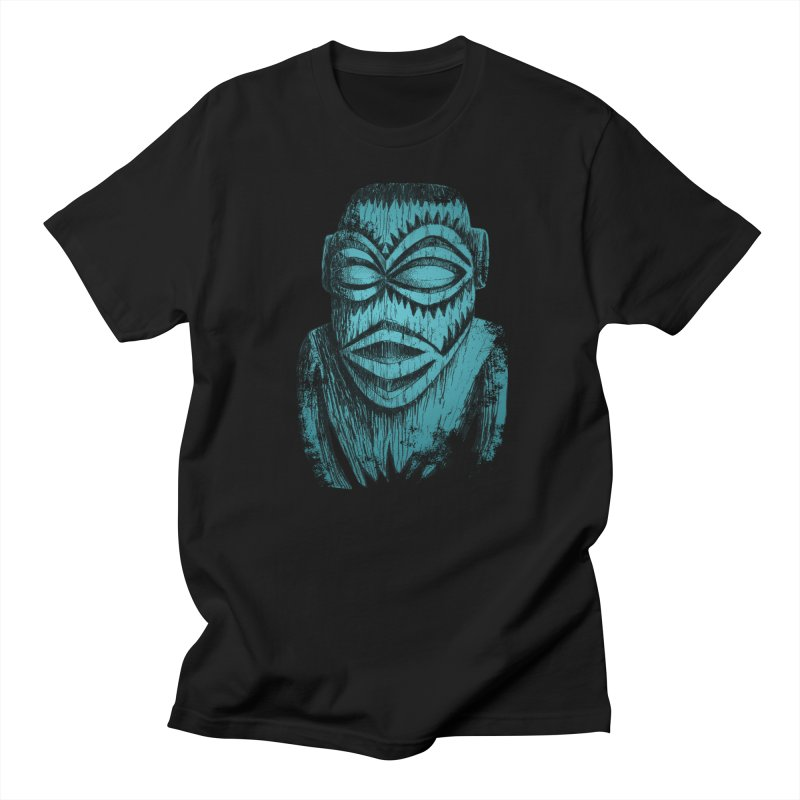 Tangaroa #3 Men's Regular T-Shirt by Zerostreet's Artist Shop