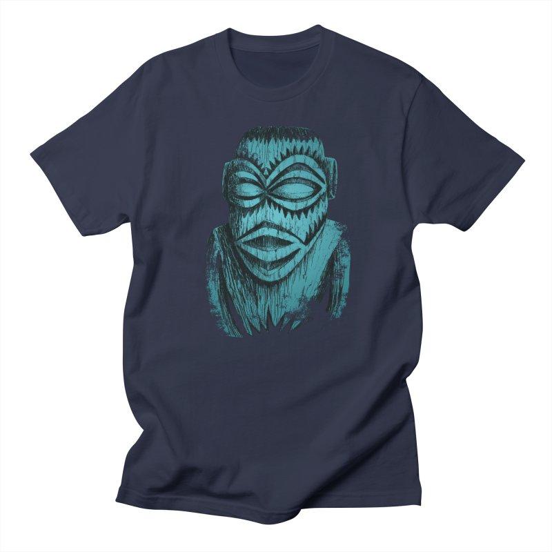 Tangaroa #3 Men's Regular T-Shirt by Zero Street's Artist Shop