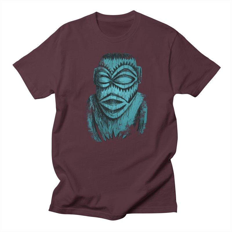 Tangaroa #3 Men's Regular T-Shirt by Zerostreet's Artist Shop