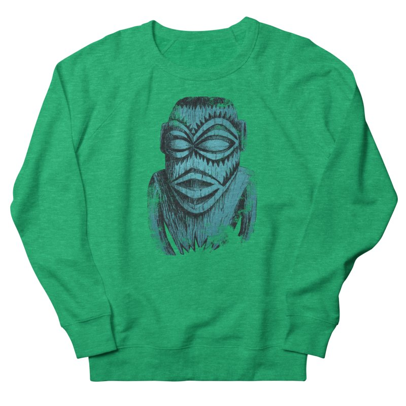Tangaroa #3 Women's French Terry Sweatshirt by Zero Street's Artist Shop