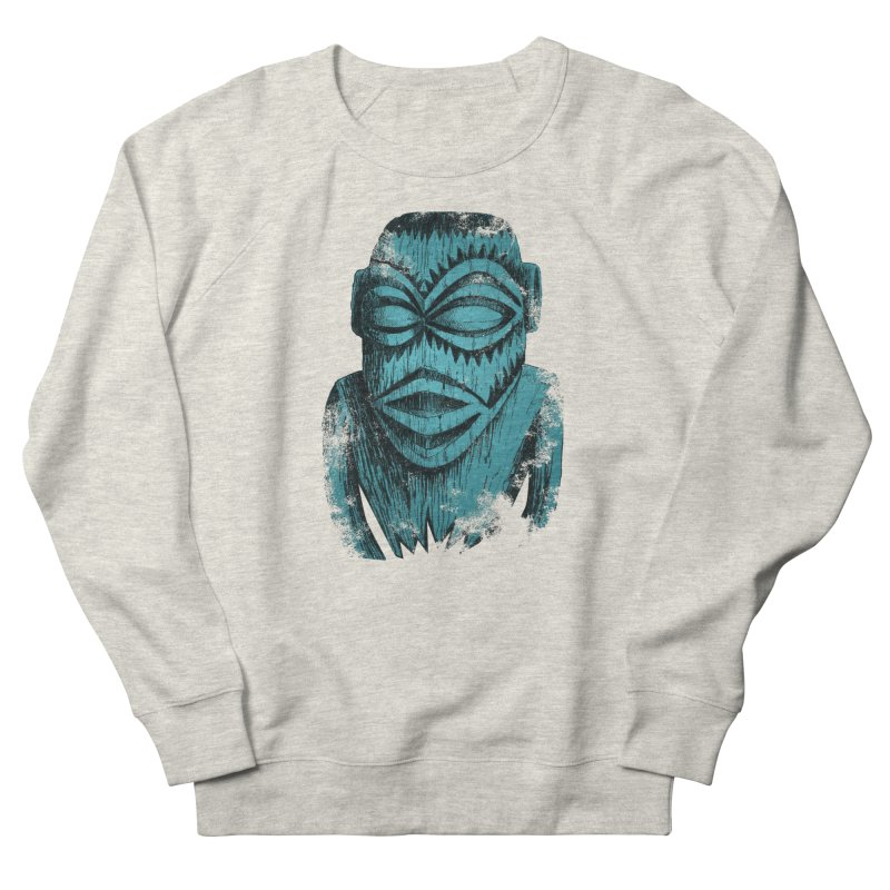 Tangaroa #3 Women's French Terry Sweatshirt by Zerostreet's Artist Shop