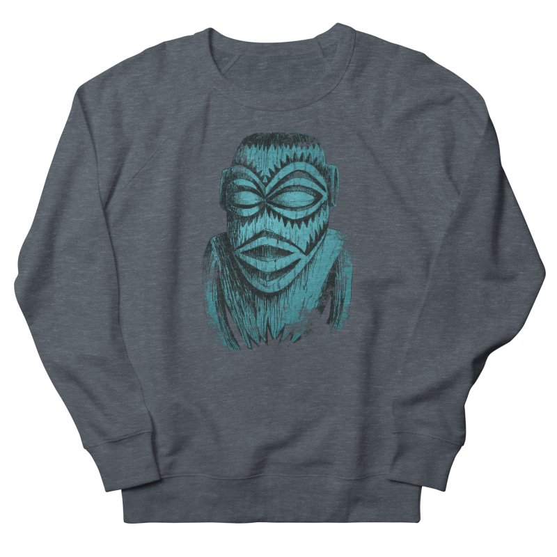 Tangaroa #3 Men's French Terry Sweatshirt by Zerostreet's Artist Shop