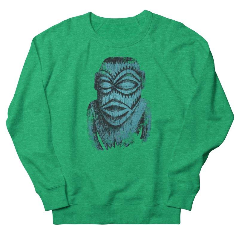 Tangaroa #3 Men's French Terry Sweatshirt by Zero Street's Artist Shop
