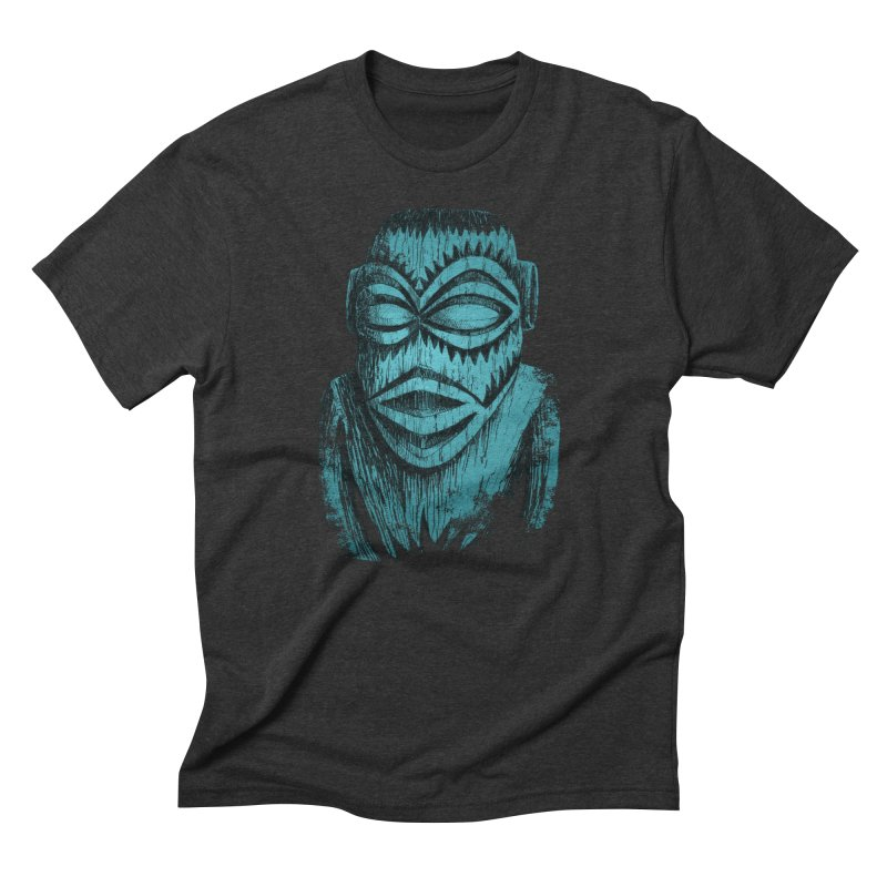 Tangaroa #3 Men's Triblend T-Shirt by Zerostreet's Artist Shop