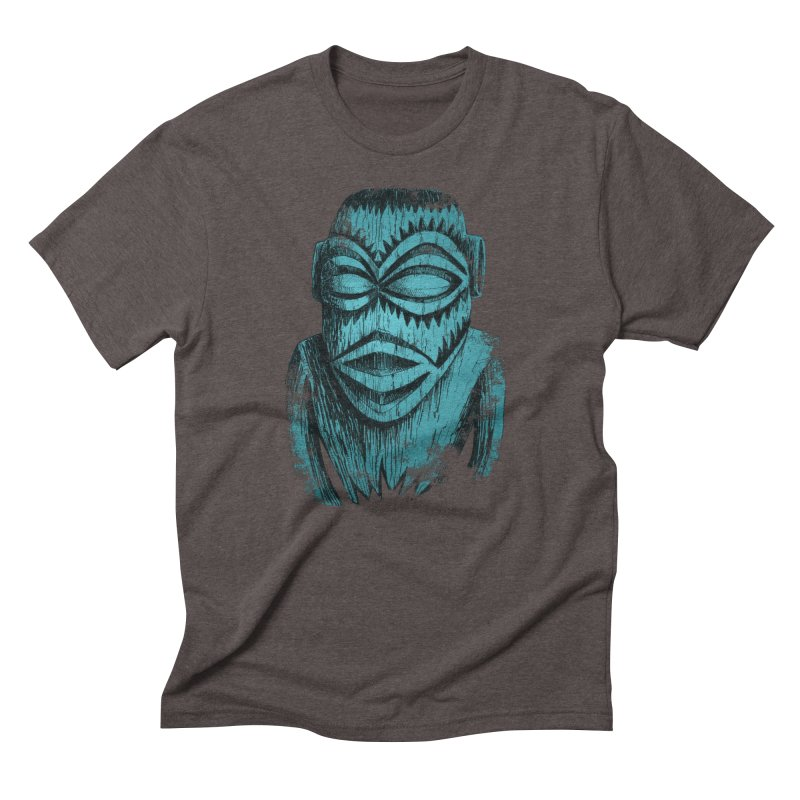 Tangaroa #3 Men's Triblend T-Shirt by Zerostreet's Artist Shop