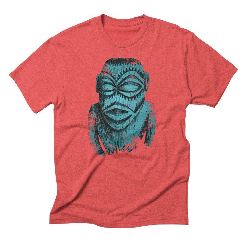 Tangaroa #3 Men's Triblend T-Shirt by Zero Street's Artist Shop