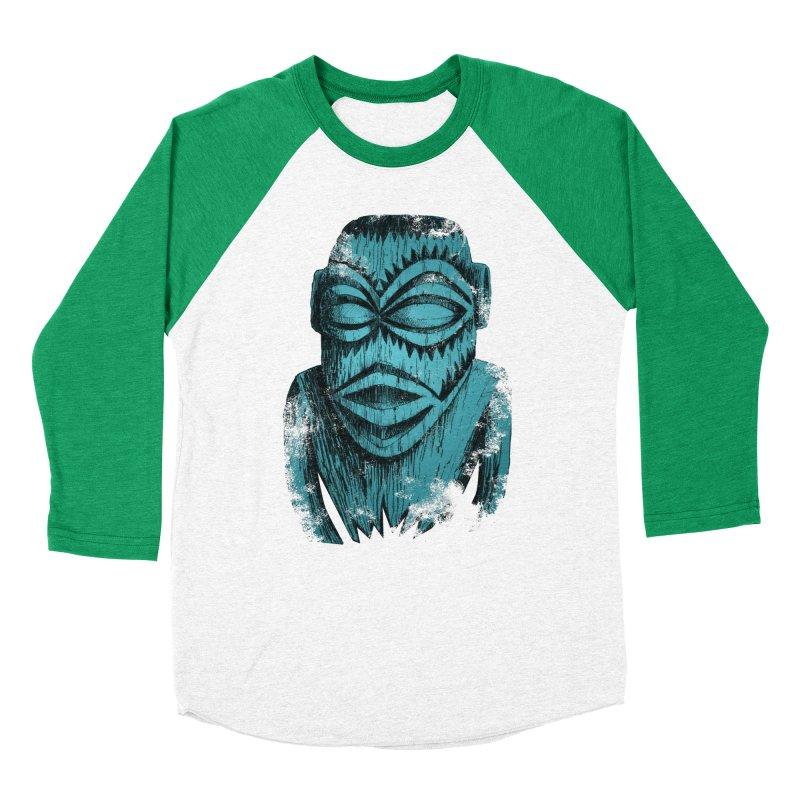 Tangaroa #3 Men's Baseball Triblend Longsleeve T-Shirt by Zero Street's Artist Shop