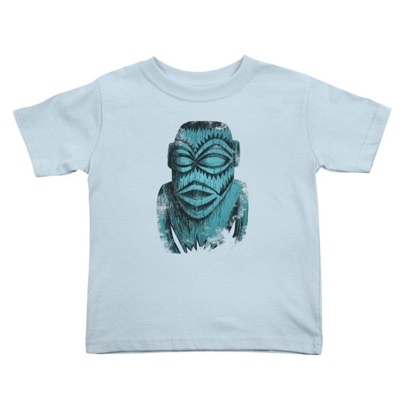 Tangaroa #3 Kids Toddler T-Shirt by Zero Street's Artist Shop