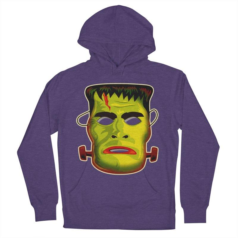 Monster Mask Men's Pullover Hoody by Zerostreet's Artist Shop