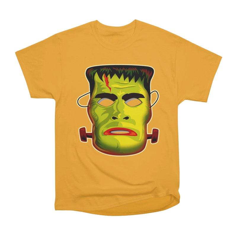Monster Mask Women's Classic Unisex T-Shirt by Zerostreet's Artist Shop