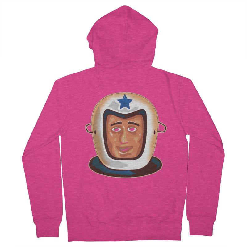 Astro Women's Zip-Up Hoody by Zerostreet's Artist Shop