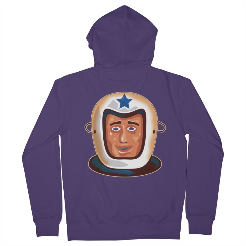 Astro Women's Zip-Up Hoody by Zerostreet's Artist Shop