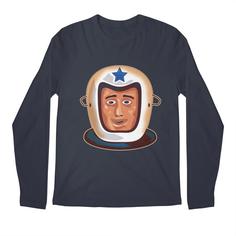 Astro Men's Longsleeve T-Shirt by Zerostreet's Artist Shop