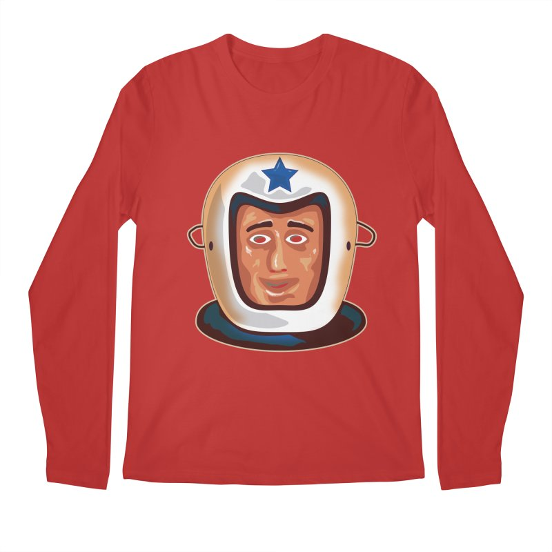 Astro Men's Longsleeve T-Shirt by Zerostreet's Artist Shop