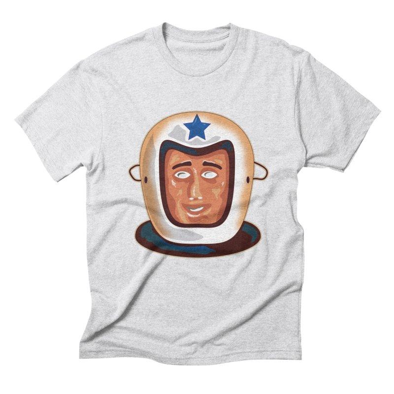 Astro Men's Triblend T-Shirt by Zerostreet's Artist Shop