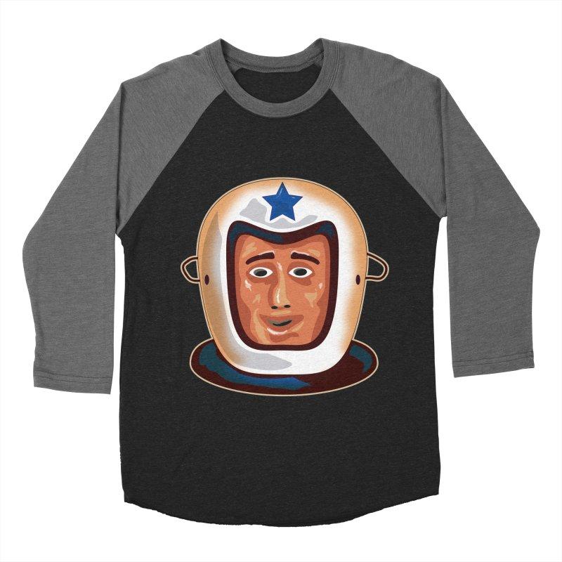 Astro Women's Baseball Triblend T-Shirt by Zerostreet's Artist Shop