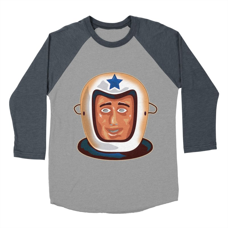 Astro Women's Baseball Triblend T-Shirt by Zerostreet's Artist Shop
