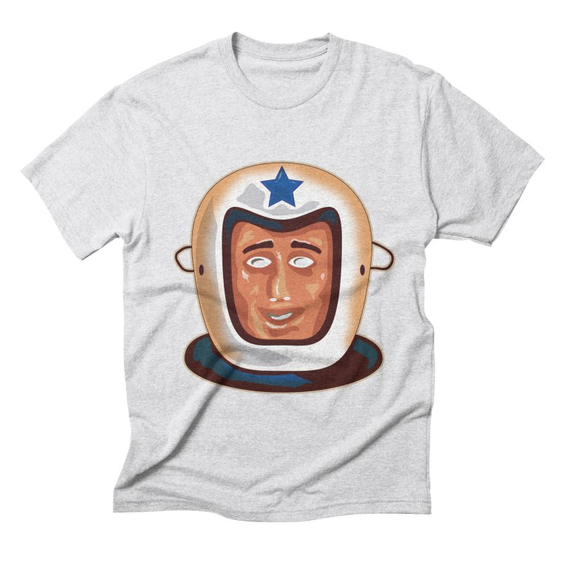 Astro Men's Triblend T-shirt by Zerostreet's Artist Shop