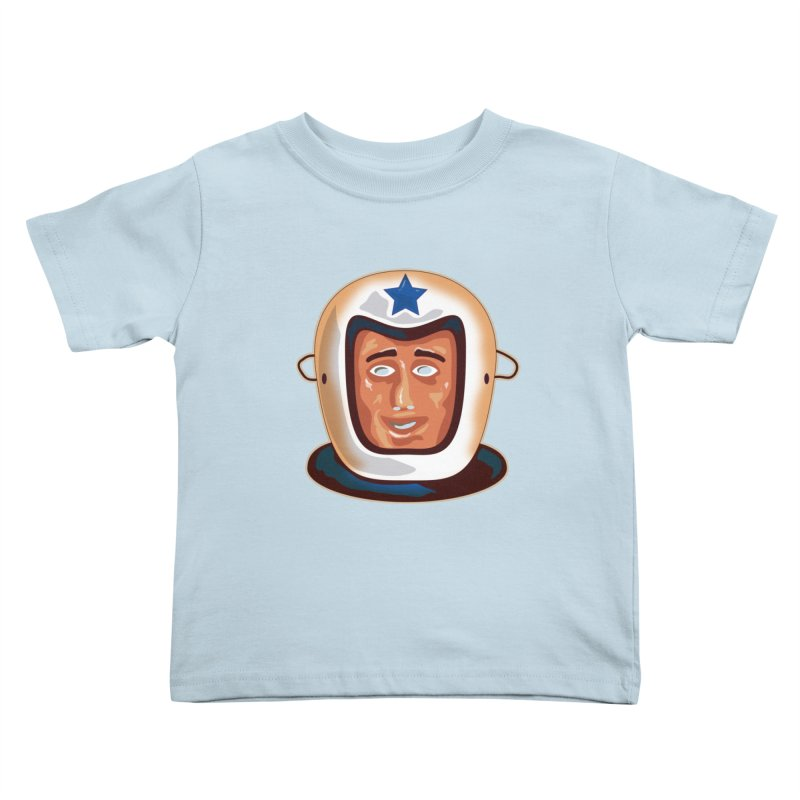 Astro Kids Toddler T-Shirt by Zerostreet's Artist Shop