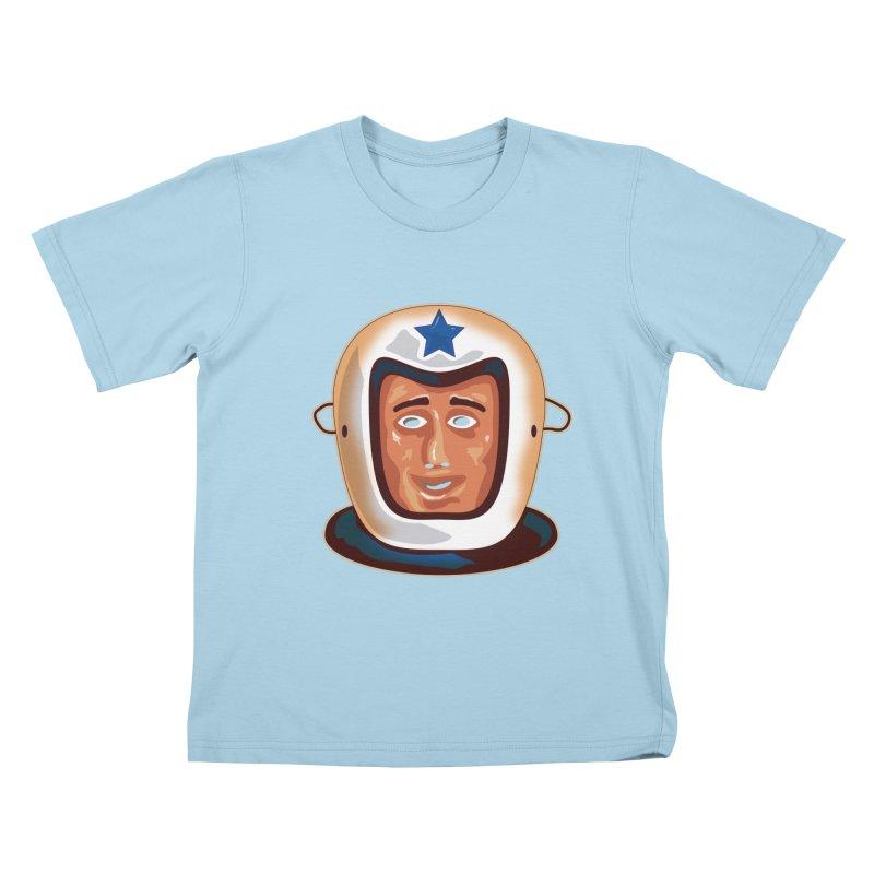 Astro Kids T-Shirt by Zerostreet's Artist Shop