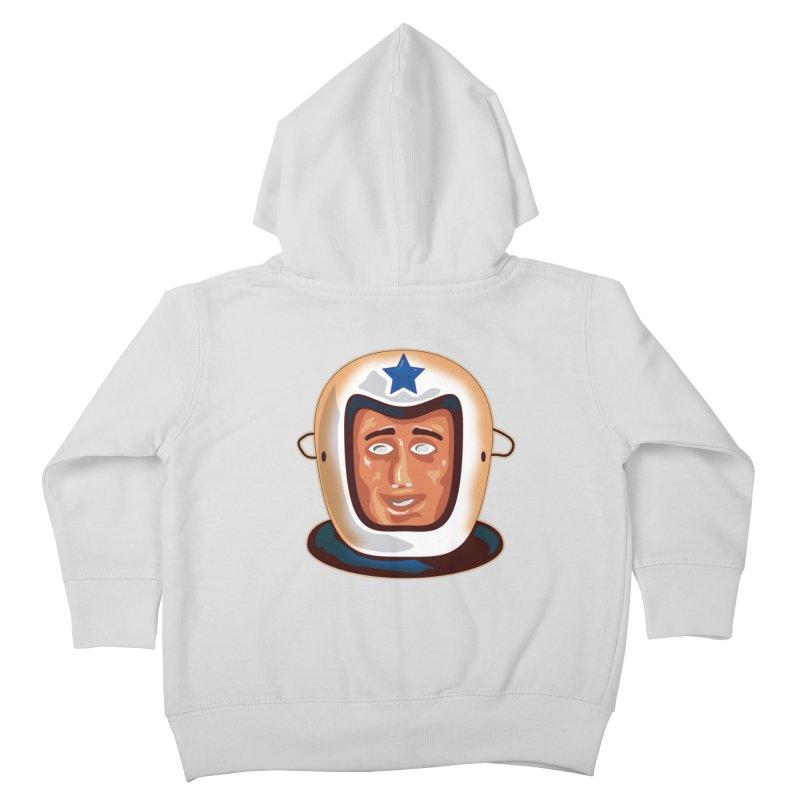 Astro Kids Toddler Zip-Up Hoody by Zerostreet's Artist Shop