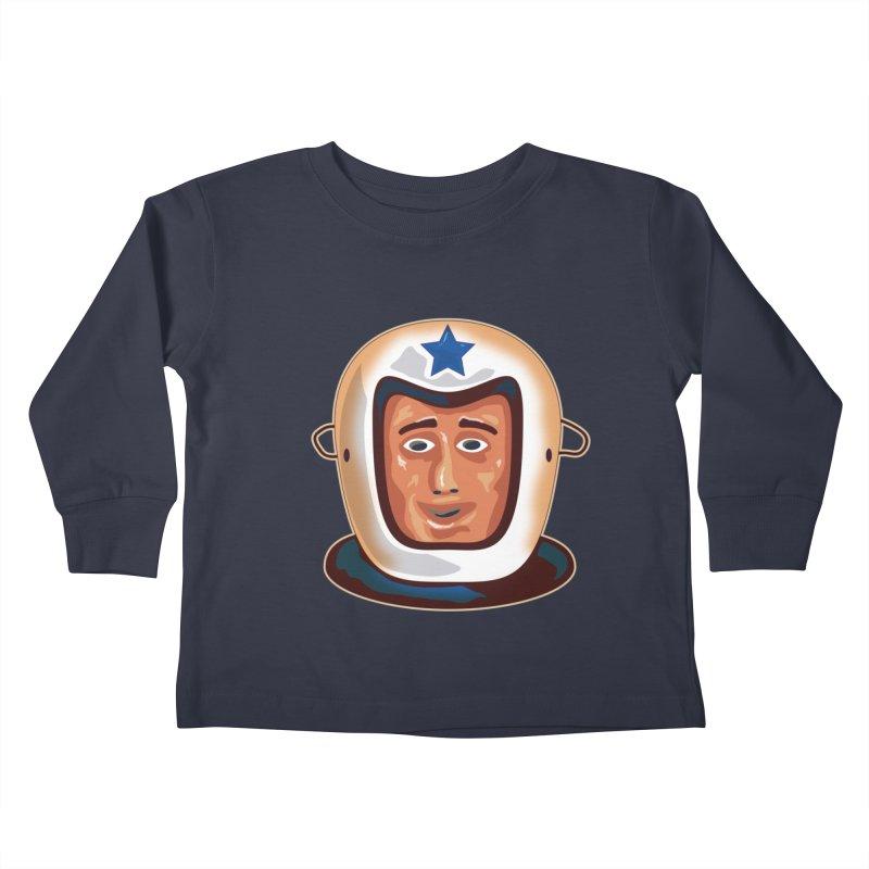 Astro Kids Toddler Longsleeve T-Shirt by Zerostreet's Artist Shop