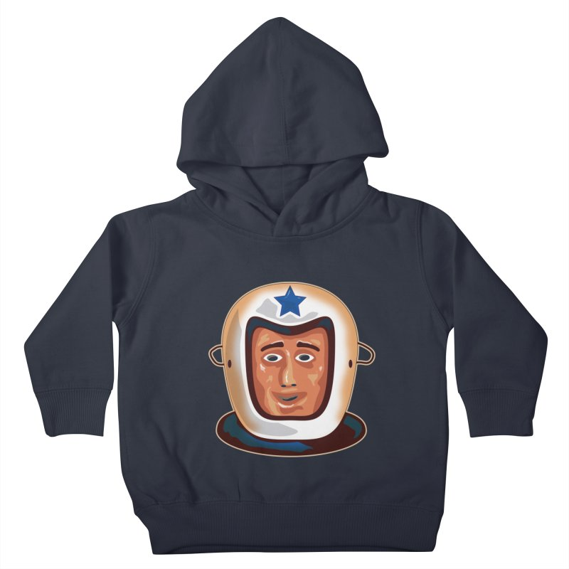Astro Kids Toddler Pullover Hoody by Zerostreet's Artist Shop