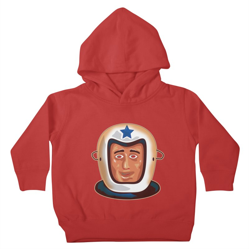Astro Kids Toddler Pullover Hoody by Zerostreet's Artist Shop