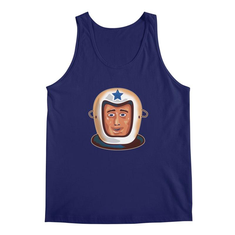 Astro Men's Tank by Zerostreet's Artist Shop