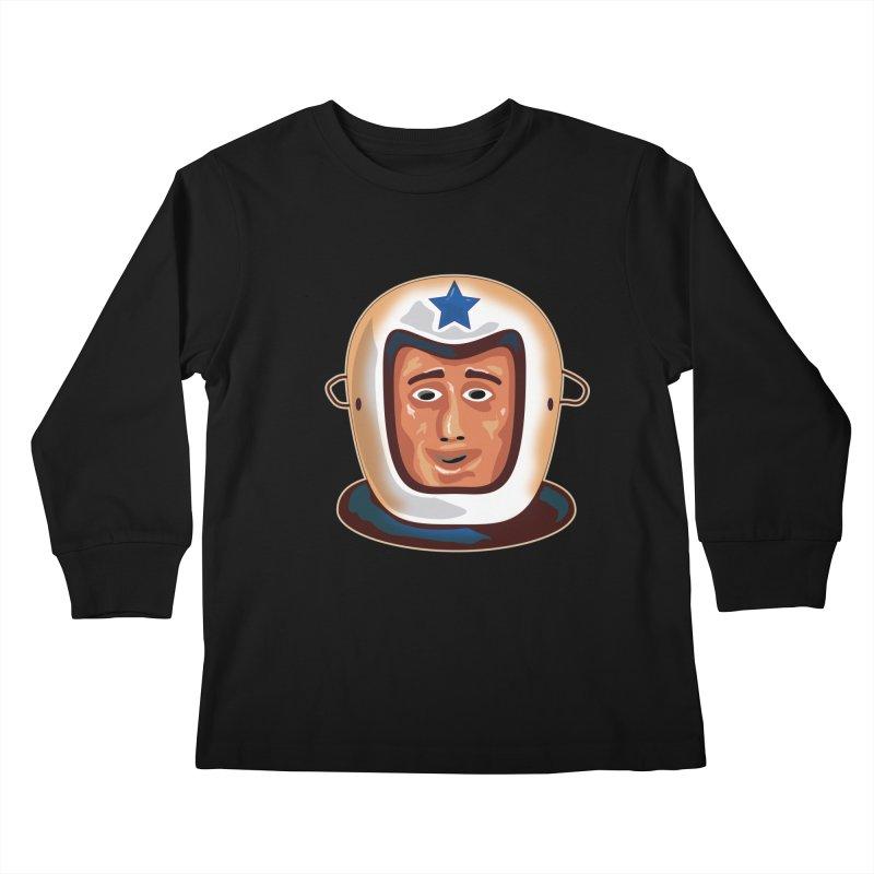 Astro Kids Longsleeve T-Shirt by Zerostreet's Artist Shop