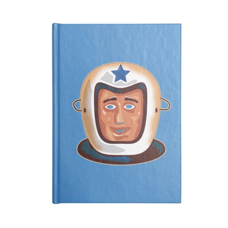 Astro Accessories Notebook by Zerostreet's Artist Shop