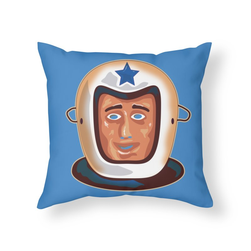 Astro Home Throw Pillow by Zerostreet's Artist Shop