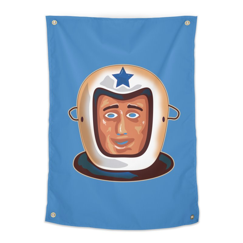 Astro Home Tapestry by Zerostreet's Artist Shop