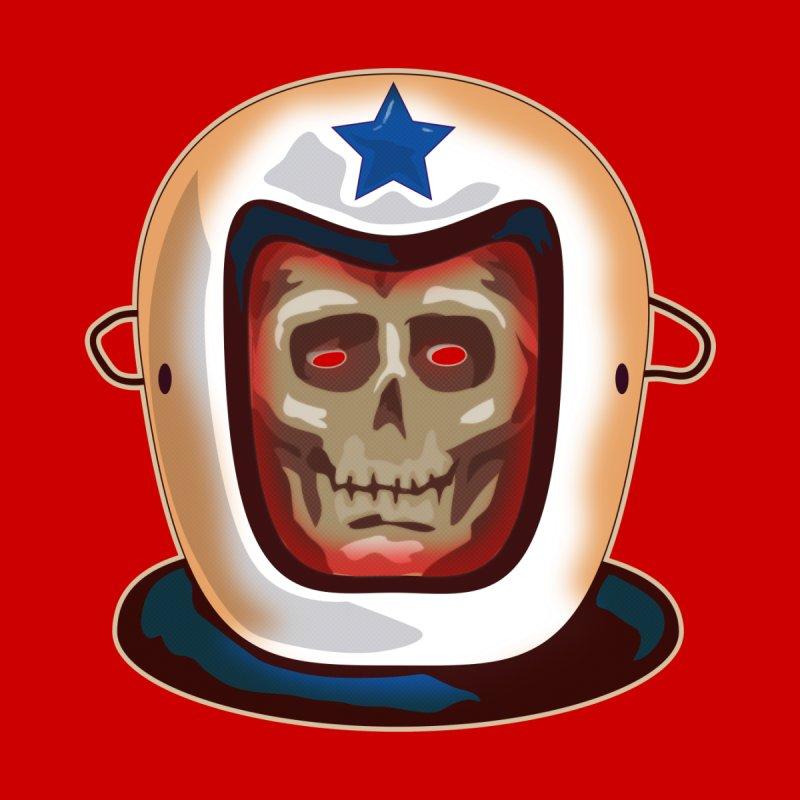 Astro Skull   by Zerostreet's Artist Shop