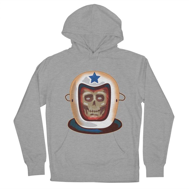 Astro Skull Women's Pullover Hoody by Zerostreet's Artist Shop