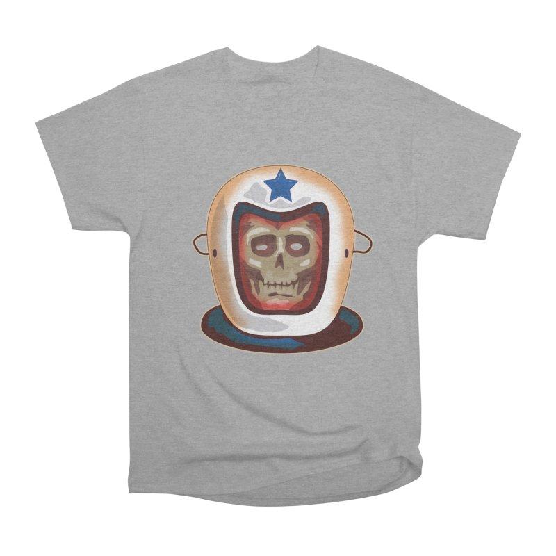 Astro Skull Men's Classic T-Shirt by Zerostreet's Artist Shop