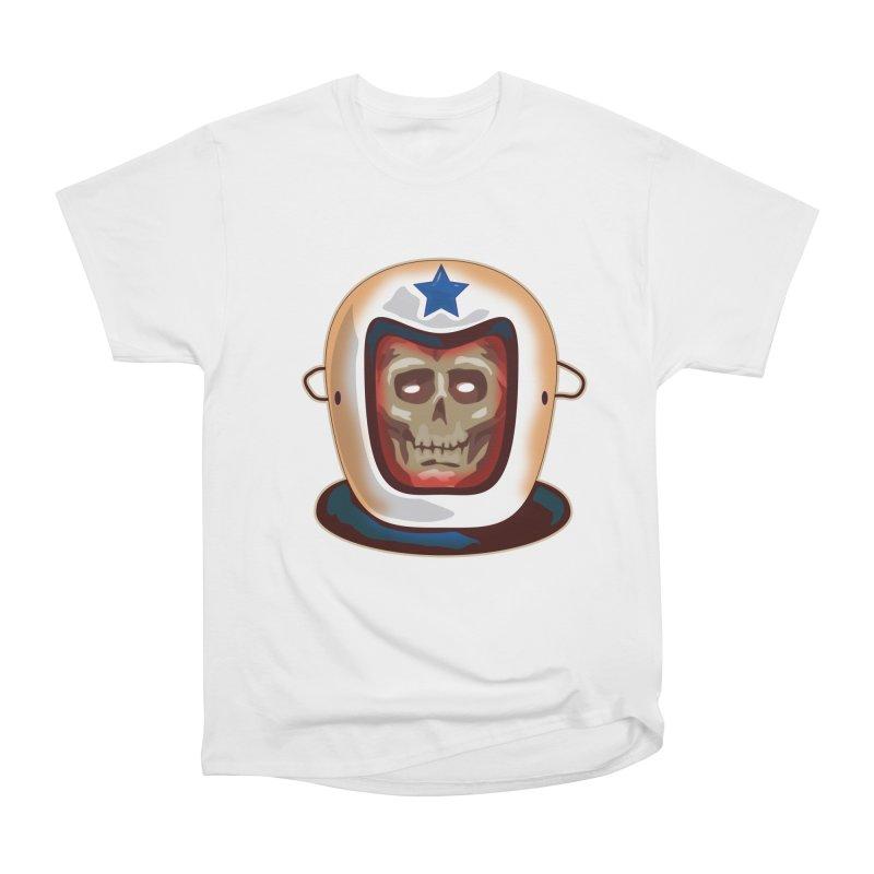 Astro Skull Women's Classic Unisex T-Shirt by Zerostreet's Artist Shop