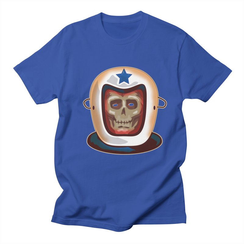 Astro Skull Men's  by Zerostreet's Artist Shop