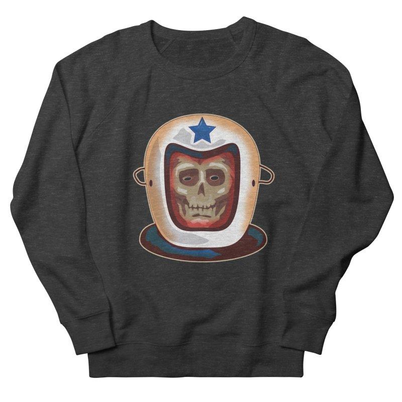 Astro Skull Women's Sweatshirt by Zerostreet's Artist Shop