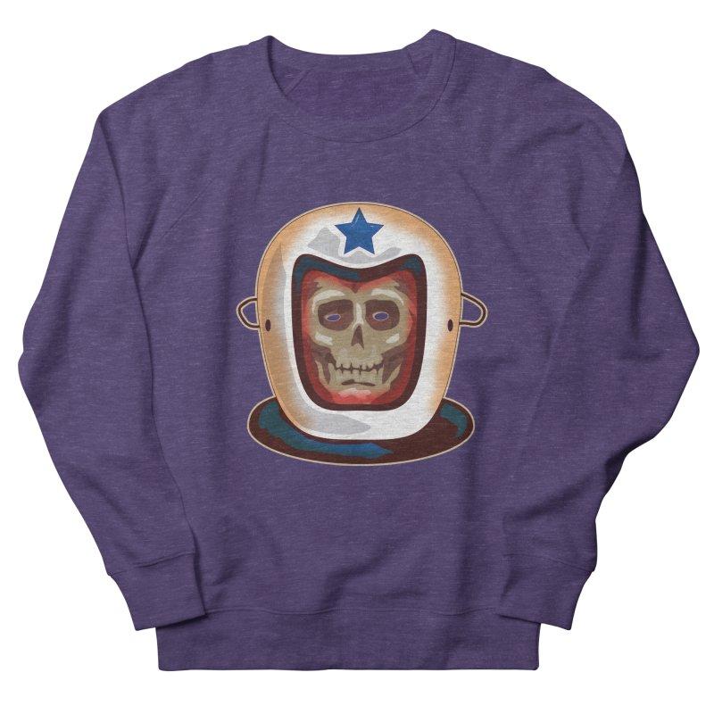 Astro Skull Men's Sweatshirt by Zerostreet's Artist Shop