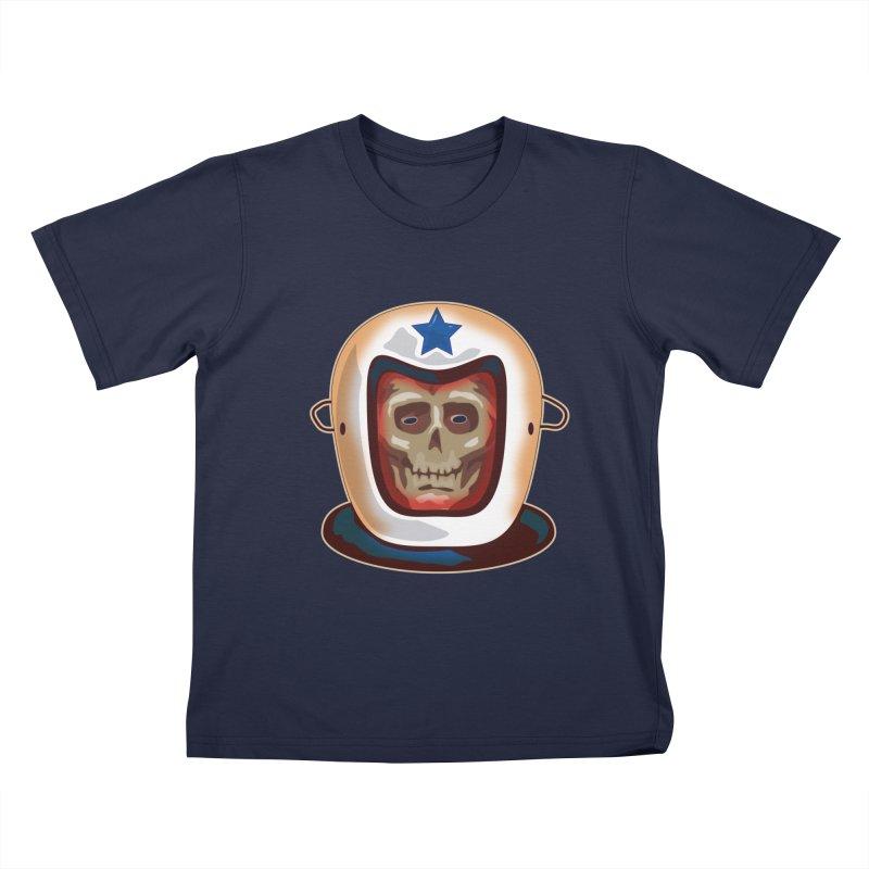 Astro Skull Kids  by Zerostreet's Artist Shop