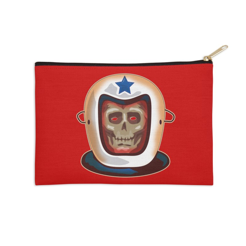 Astro Skull Accessories  by Zerostreet's Artist Shop