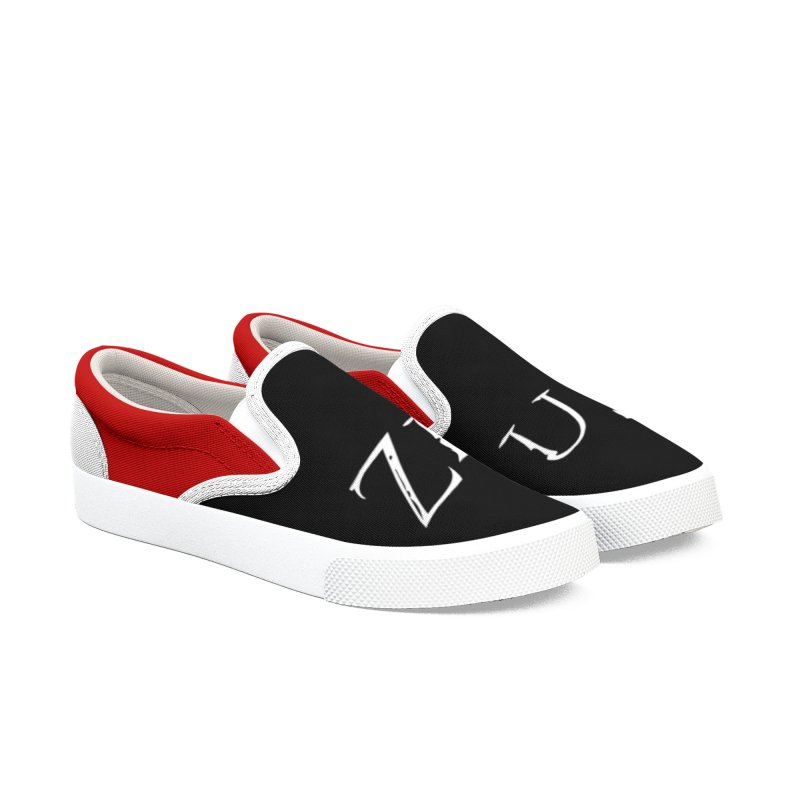 Zeus Shoe in Men's Slip-On Shoes by Zeus Community Store