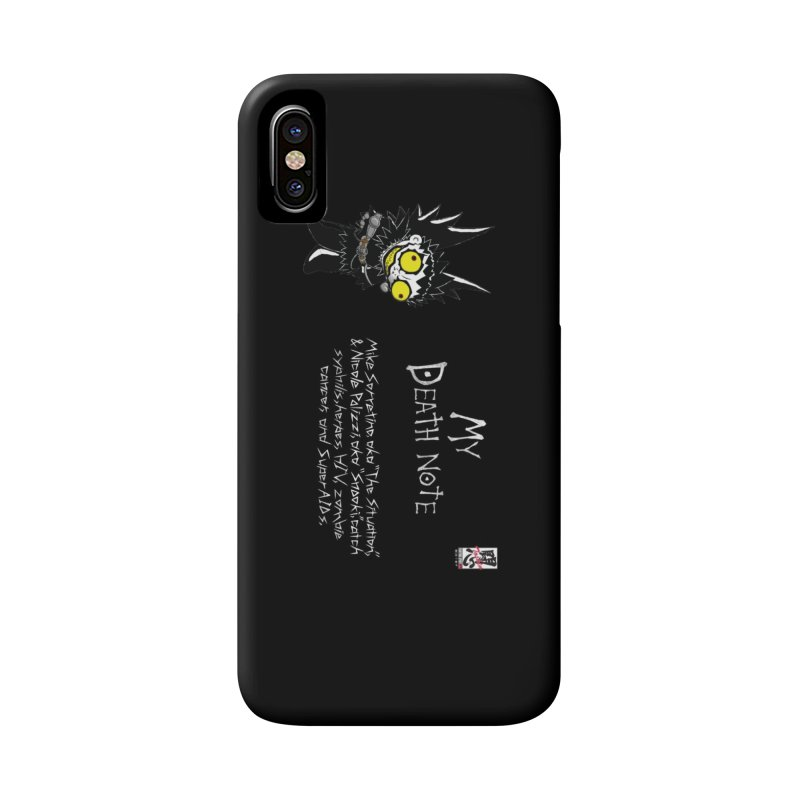 Jersey Shore Accessories Phone Case by Zheph Skyre