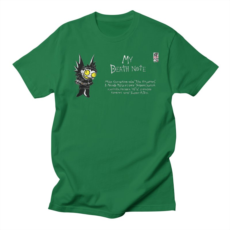 Jersey Shore Men's T-Shirt by Zheph Skyre