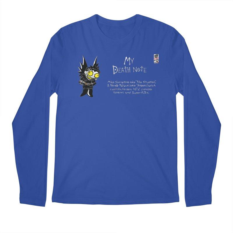 Jersey Shore Men's Regular Longsleeve T-Shirt by zhephskyre's Artist Shop