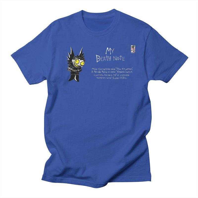Jersey Shore Women's Regular Unisex T-Shirt by Zheph Skyre