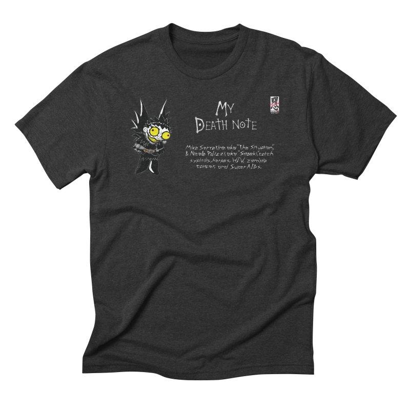 Jersey Shore Men's Triblend T-Shirt by Zheph Skyre